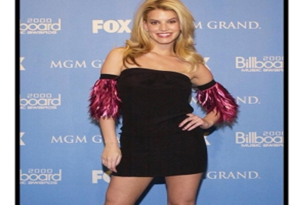 Jessica Simpson has no idea how much she weighs - Hollywood News in Hindi