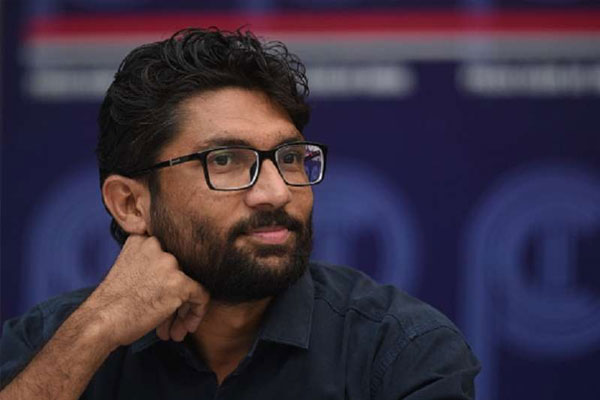 Mevani accused of inaction in RTI activist murder, suspended from assembly - gandhinagar News in Hindi