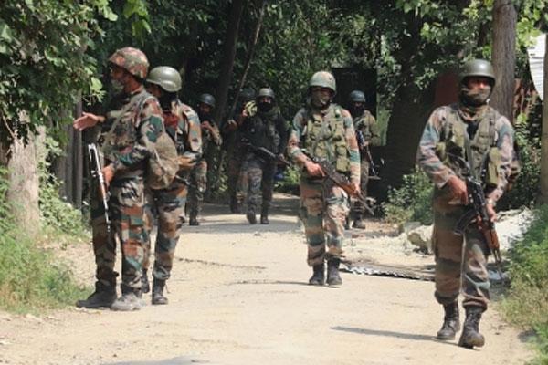 US withdrawal from Afghanistan threatens terrorist infiltration in Kashmir - Srinagar News in Hindi