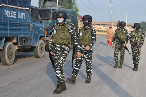 2 Lashkar terrorists killed in Kashmir encounter - Srinagar News in Hindi