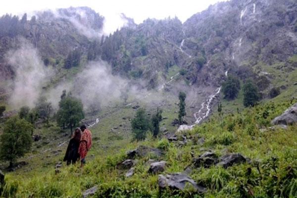 6 killed, 40 missing due to cloudburst in Jammu and Kashmir Kishtwar - Srinagar News in Hindi