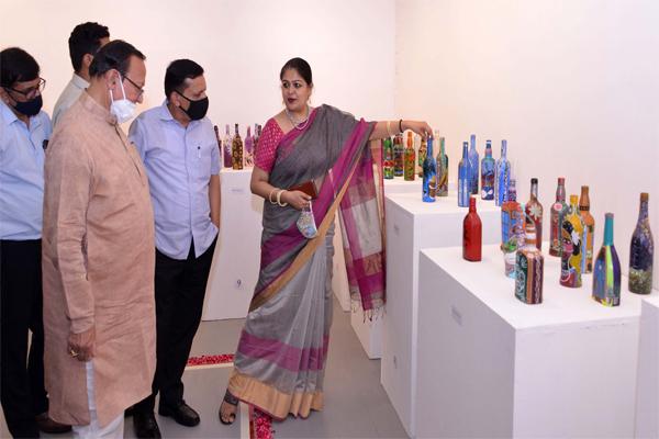 जयपुर के जवाहर कला केन्द्र का स्थापना दिवस , देखें तस्वीरें