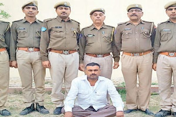 holding the Father-son with milk of 21 kg opium - Jodhpur News in Hindi