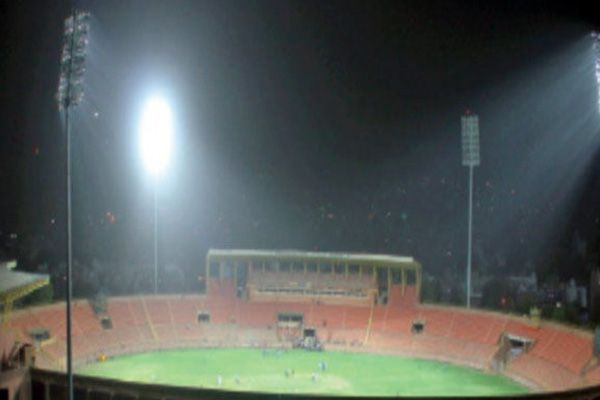 bright from lighting the stadium, will be now Night Match - Jodhpur News in Hindi