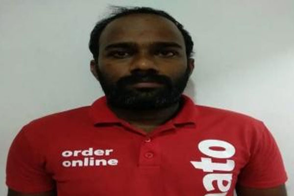 Suspended Jometto delivery boy lodges complaint against woman - Bengaluru News in Hindi