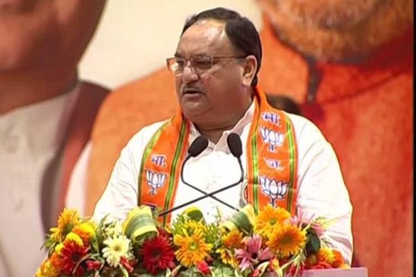 Bihar election: JP Nadda will again reach Bihar on Tuesday, will address election rally in Buxar - Patna News in Hindi