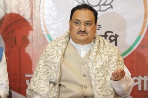 JP Nadda two-day visit to Varanasi ahead of panchayat elections in UP - Varanasi News in Hindi