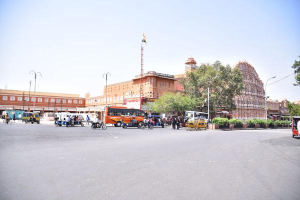 Fear of Coronavirus - Rajasthan will remain closed till 31 March - Jaipur News in Hindi