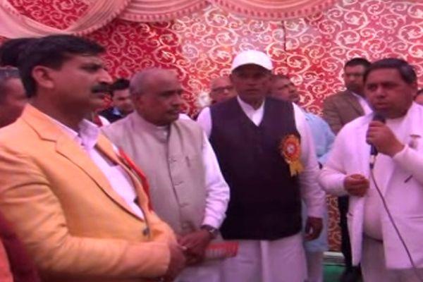 Every man contributiuon must in human regenaration says bedi - Kaithal News in Hindi