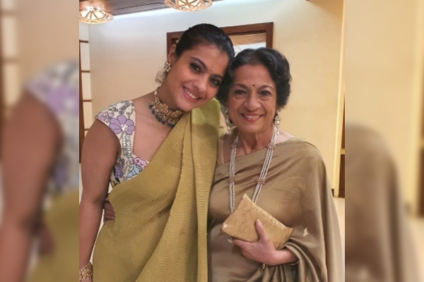 Kajol: Understood my mother after I had my daughter - Bollywood News in Hindi