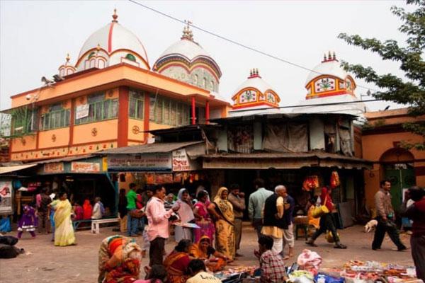Kolkata Kalighat temple opened to devotees after 100 days - Kolkata News in Hindi