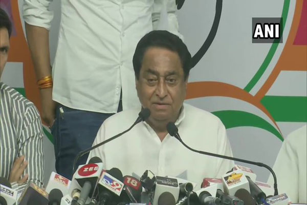Due to inflation, the poor class went down further and some became beggars - Kamal Nath - Bhopal News in Hindi