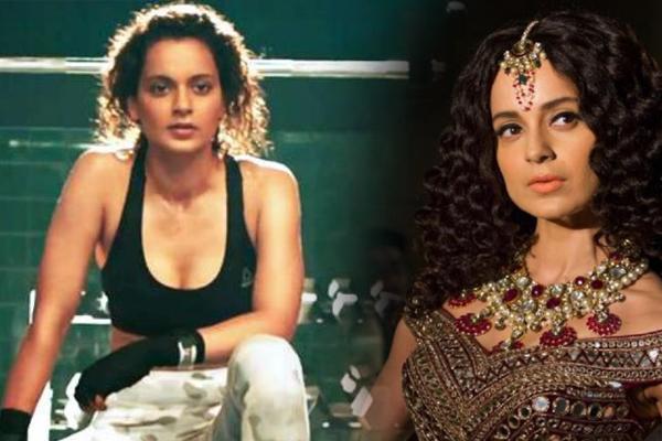 Kangana brave enough to face dacoits - Bollywood News in Hindi