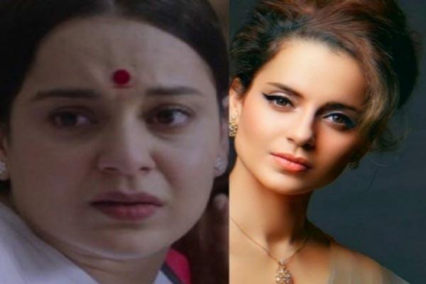 Kangana shares permanent stretch marks after Thalaivii - Bollywood News in Hindi