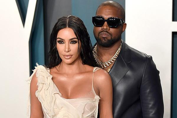 When Kanye West birthday card to Kim Kardashian inspired his music - Television News in Hindi