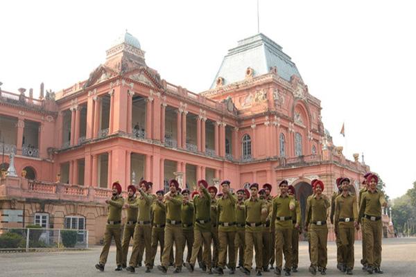 सैनिक स्कूल के पूर्व छात्रों ने पटेल हाउस का किया कायाकलप