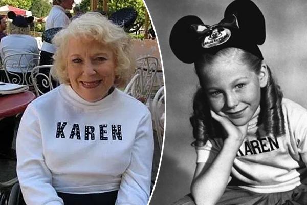 Mickey Mouse Club star Karen Pendleton no more - Hollywood News in Hindi