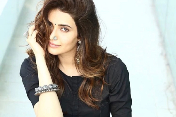 Karishma Tanna discovers love for cooking amid lockdown - Television News in Hindi