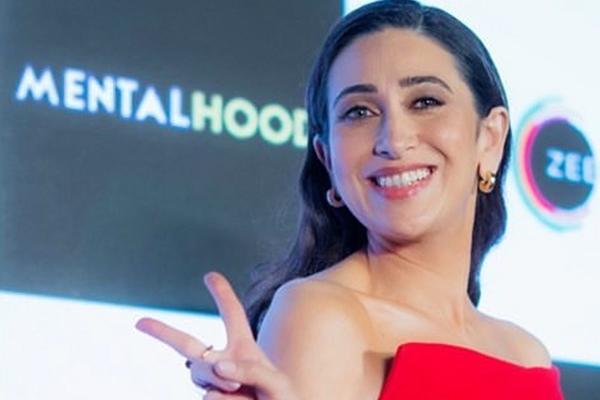 Karisma Kapoor: I am a masi again so excited - Bollywood News in Hindi
