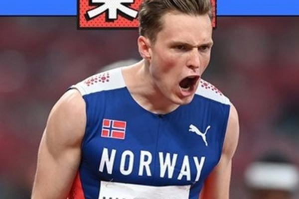 ओलंपिक (400 मी. हर्डल्स) : वॉरहोम ने विश्व रिकॉर्ड के साथ जीता स्वर्ण पदक