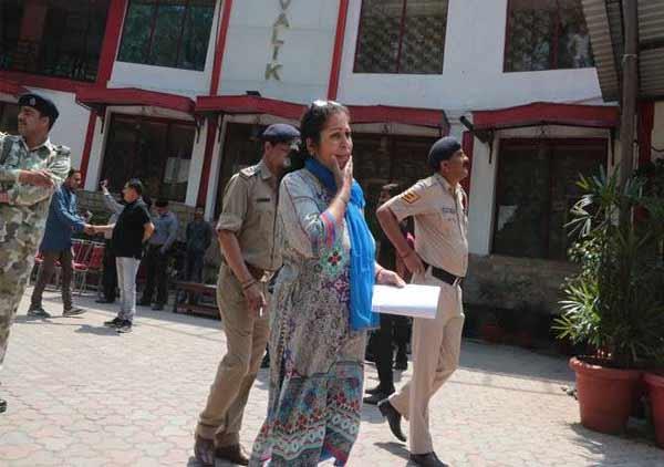 कसौली हत्याकांड : आरोपी को पांच दिन के रिमांड पर भेजा