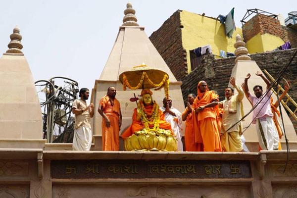 Kashi Vishwanath Prasad will not be found sitting at home - Varanasi News in Hindi