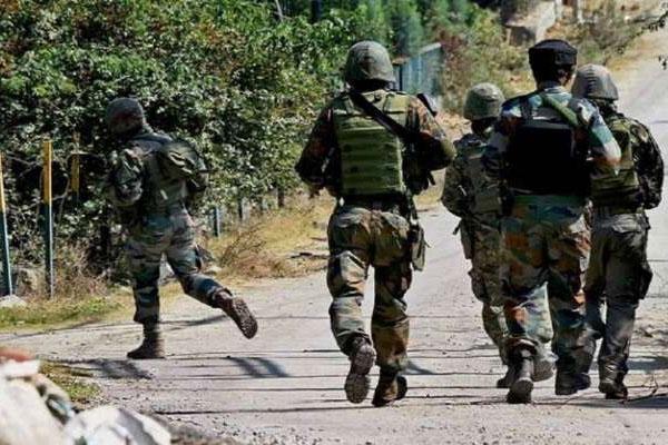 Kashmir: 1 terrorist killed in encounter - Srinagar News in Hindi