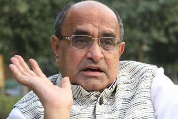 Law mockery fly NDA will affect: KC Tyagi - Patna News in Hindi