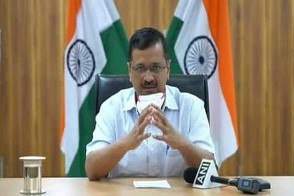 Delhi CM Kejriwal corona test, report can come by this evening - Delhi News in Hindi