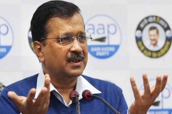 Without AAP, the condition of schools, hospitals will deteriorate again: Kejriwal - Delhi News in Hindi