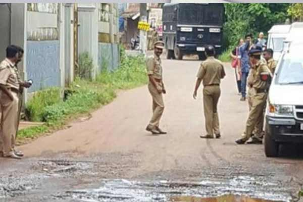Kerala: 4 policemen and 5 CPM workers injured in bomb attack in Kannur - Kannur News in Hindi