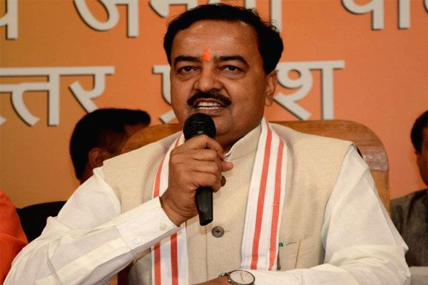BJP took a dig at SP ticket distribution - Lucknow News in Hindi