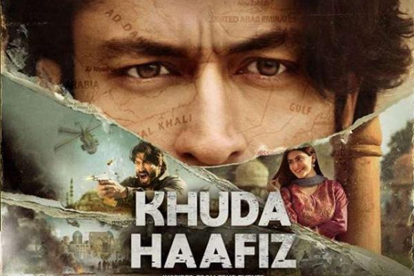 Vidyut Jammwal Khuda Haafiz now on TV - Television News in Hindi