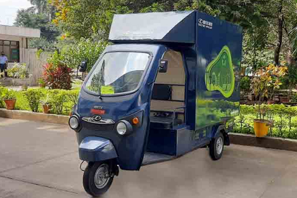 Kinetic Green unveils 500 kg EV cargo carrier at Rs 2.5L - Automobile News in Hindi