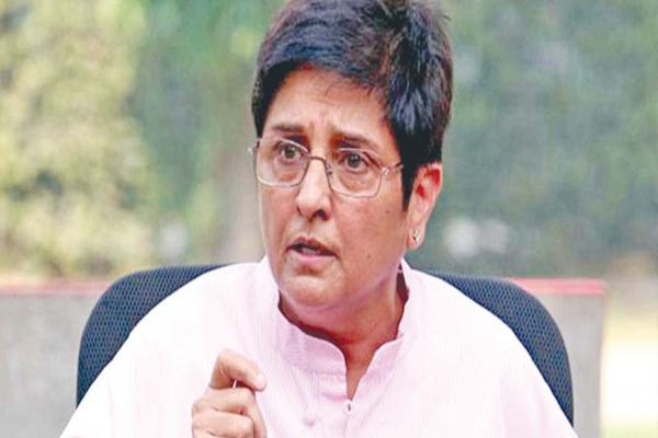 DMK MLAs raise privilege issue against Puducherry Lt Governor Kiran Bedi - Pondicherry News in Hindi