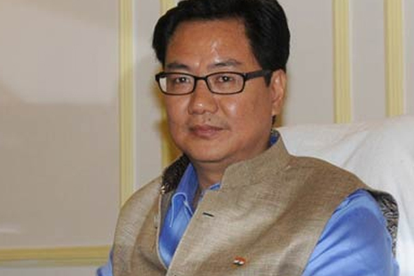 Have to plan to make sports more interesting without fans: Rijiju - Cricket News in Hindi