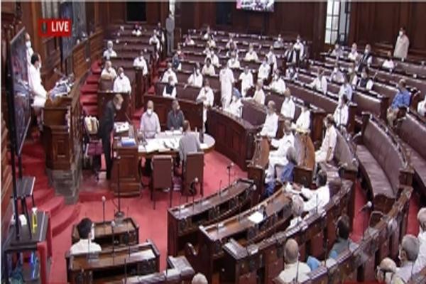 Juvenile Justice Amendment Bill passed in Rajya Sabha amid sloganeering by opposition - Delhi News in Hindi