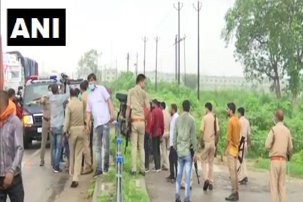Action will be taken against 37 policemen in Kanpur Bikeru murder case - Lucknow News in Hindi