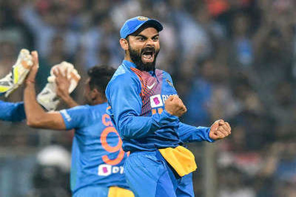 Kohli emerges as chase master, new chapter written in record book - Cricket News in Hindi