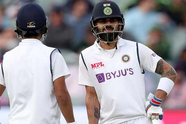 Kohli batted well on Adelaide difficult wicket: Smith - Cricket News in Hindi