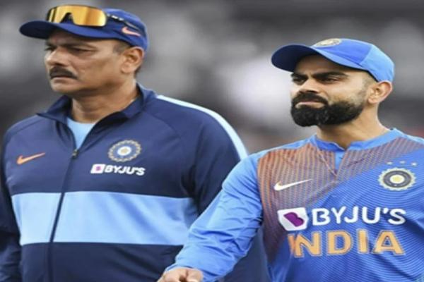 BCCI strikes back at Kohli-Shastri regime! Will Kumble accept the job offer - Cricket News in Hindi