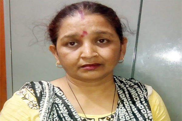 jaipur news : Blackmailing woman arrested for threatening to commit wrongdoing - Jaipur News in Hindi