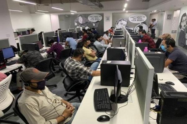 कानपुर में फर्जी कॉल सेंटर का भंडाफोड़, अमेरिकी नागरिकों को ठगने के आरोप में 4 गिरफ्तार