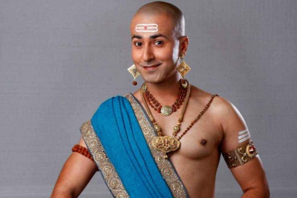 After Tenali Rama, Krishna Bharadwaj rejected many offers of bald roles! - Television News in Hindi