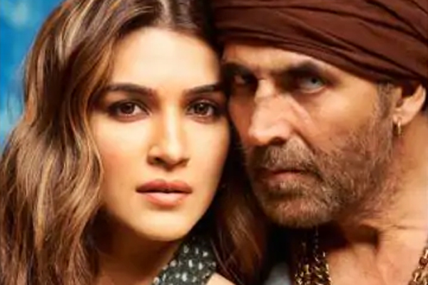 Kriti Sanon poster released from the film Bachchan Pandey - Bollywood News in Hindi