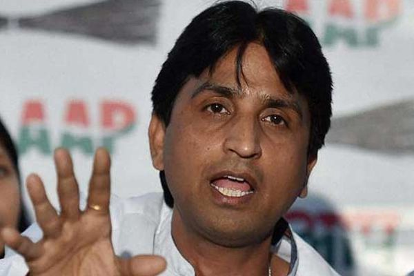 Kumar Vishwas will not leave aap, Maintain the charge of Rajasthan - India News in Hindi