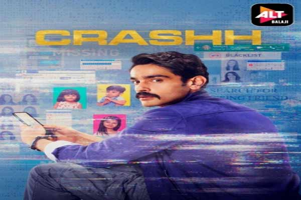 Kunj Anand, who again came under the banner of Alt Balaji, will be seen in the web show Crash - Bollywood News in Hindi