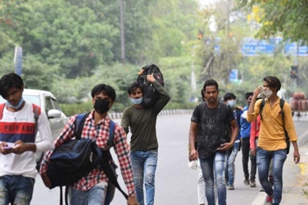 43 workers of Sidhi freed from Telangana return home - Sidhi News in Hindi