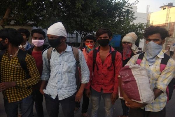 बिहार में दूसरे राज्यों से लौटे प्रवासी मजदूरों की होगी मैपिंग, योग्यता के मुताबिक मिलेगा रोजगार