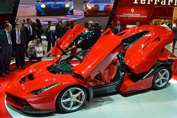 LaFerraris 500th car, very very special in every sense - Automobile News in Hindi